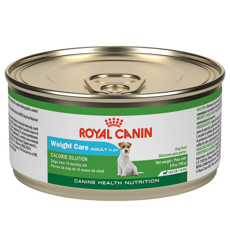 Royal Canin Weight Care Adult Canned Dog Food (5.8-oz, case of 24)
