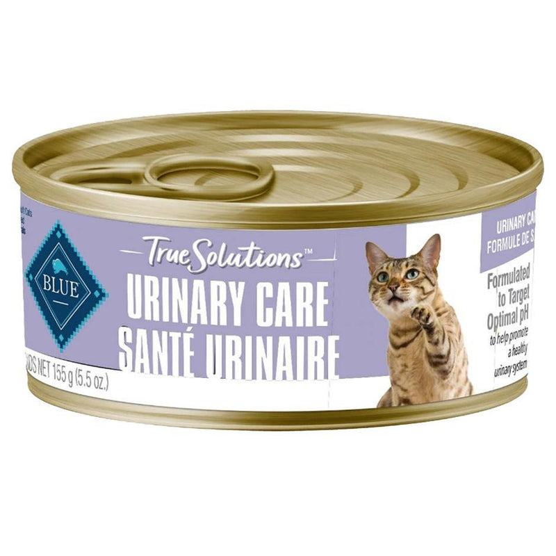 Blue Buffalo True Solutions Urinary Care Chicken Recipe Canned Cat Food