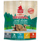Plato Pet Treats Original Real Strips Duck Recipe Dog Treats Grain-Free Dog Treats