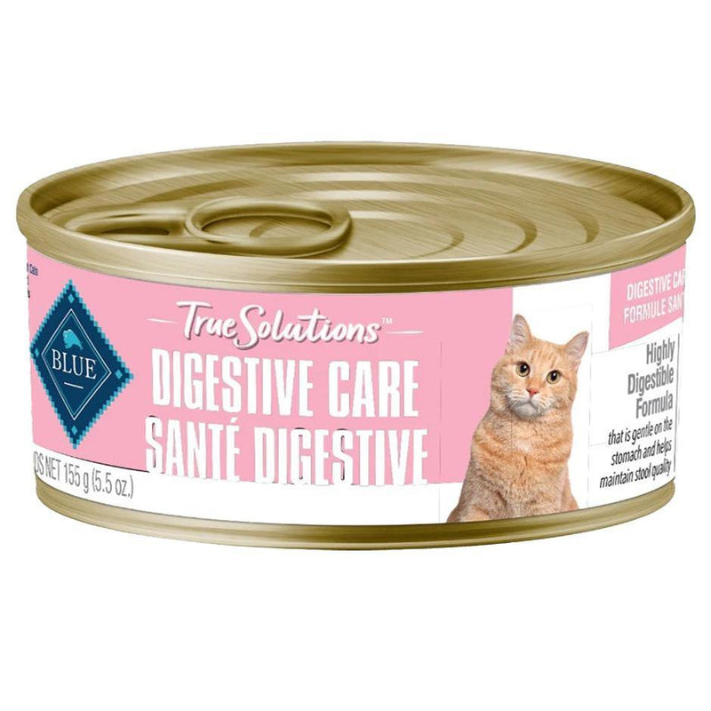 Blue Buffalo True Solutions Blissful Belly Digestive Care Formula Canned Cat Food
