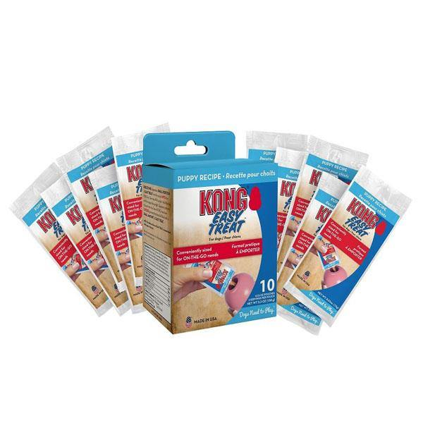 KONG Easy Treat Puppy Recipe To Go Treat (10 count)