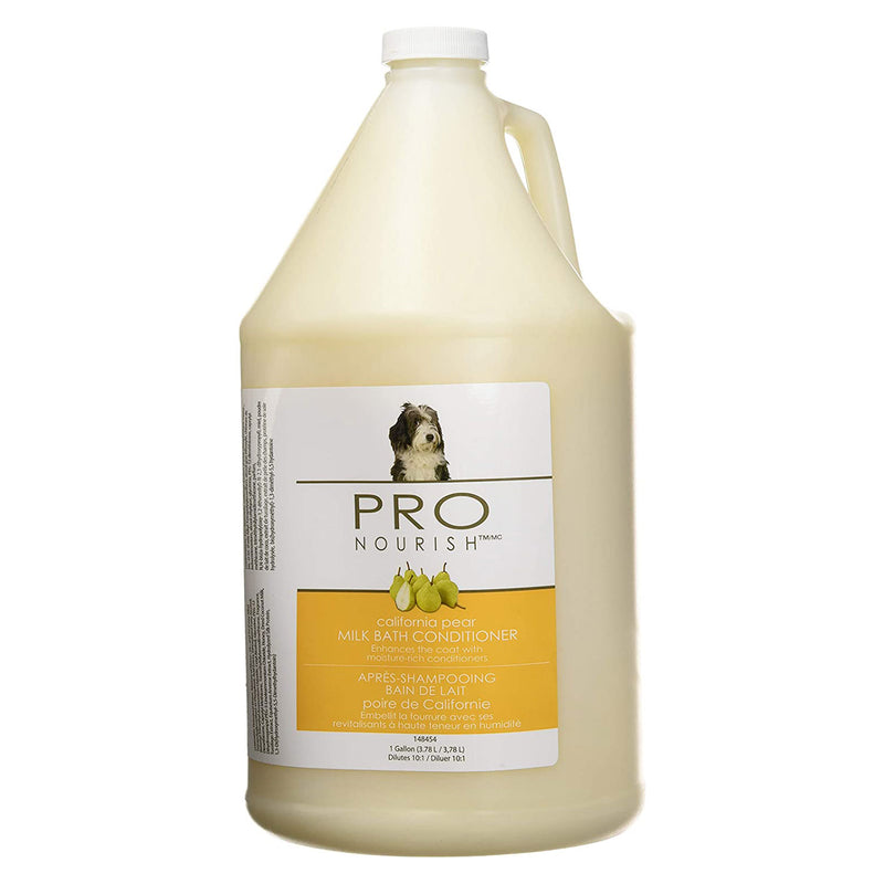 OSTER PRO Nourish Milk Bath Conditioner for Dogs (3.8-L bottle)