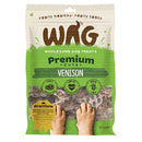 WAG Venison Jerky Grain-Free Dog Treats