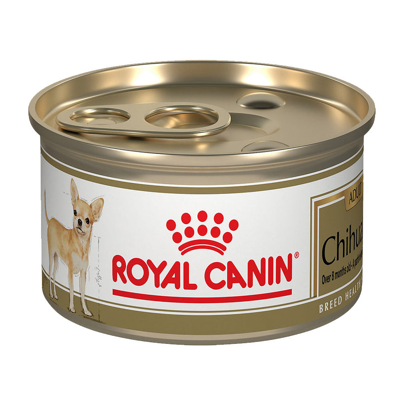 Royal Canin Breed Health Nutrition Chihuahua Adult Canned Dog Food (3-oz, case of 24)