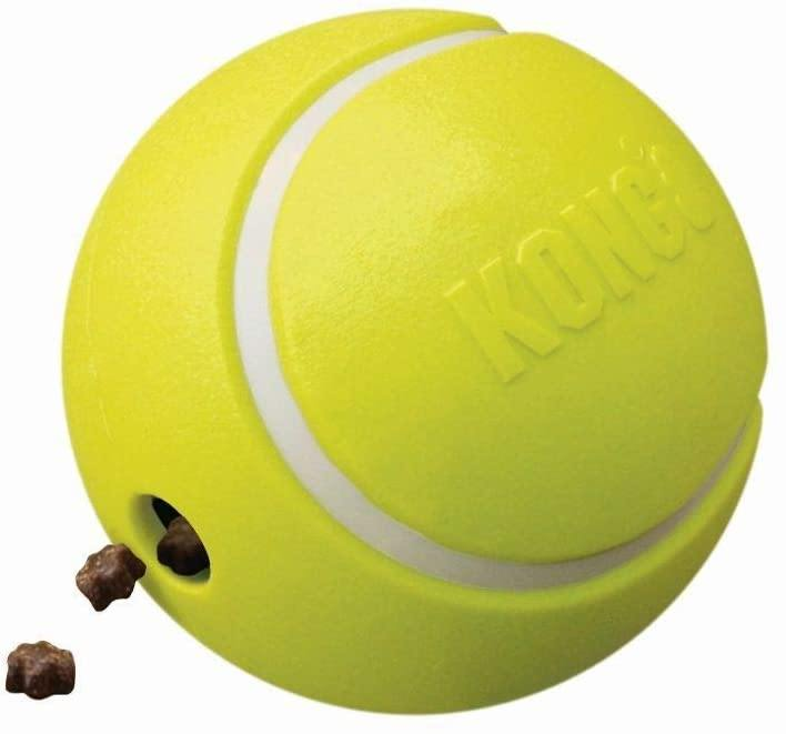 KONG Rewards Tennis Ball Dog Toy