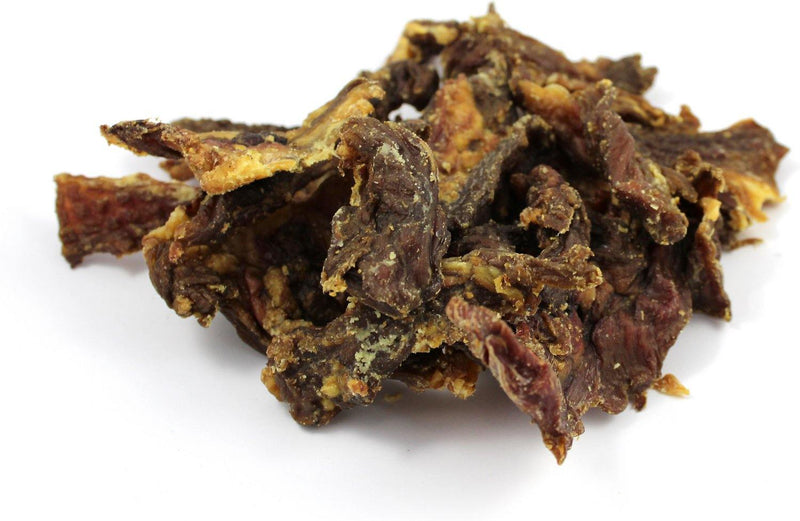 Buddy Jack's Air-Dried Lamb Jerky Dog Treats