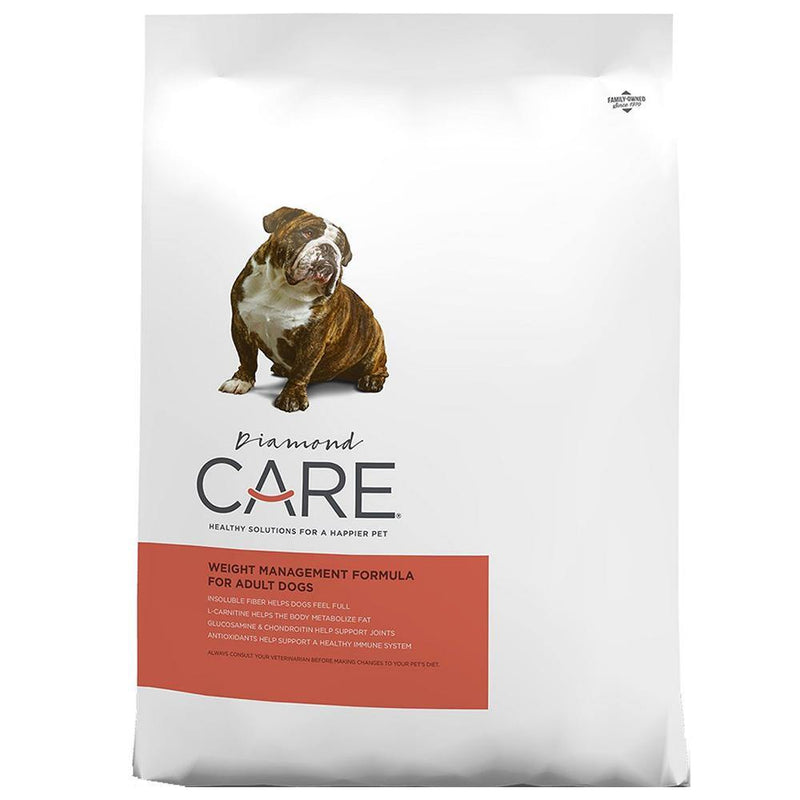 Diamond Care Weight Management Formula Adult Grain-Free Dry Dog Food