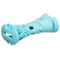 Totally Pooched Chew n' Stuff Foam Rubber Dog Toy (6-inch, Teal)
