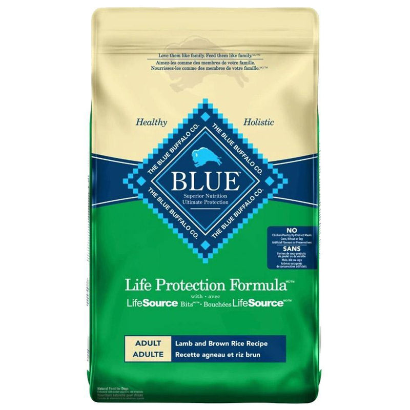 Blue Buffalo Life Protection Formula Adult Lamb & Brown Rice Recipe Dry Dog Food