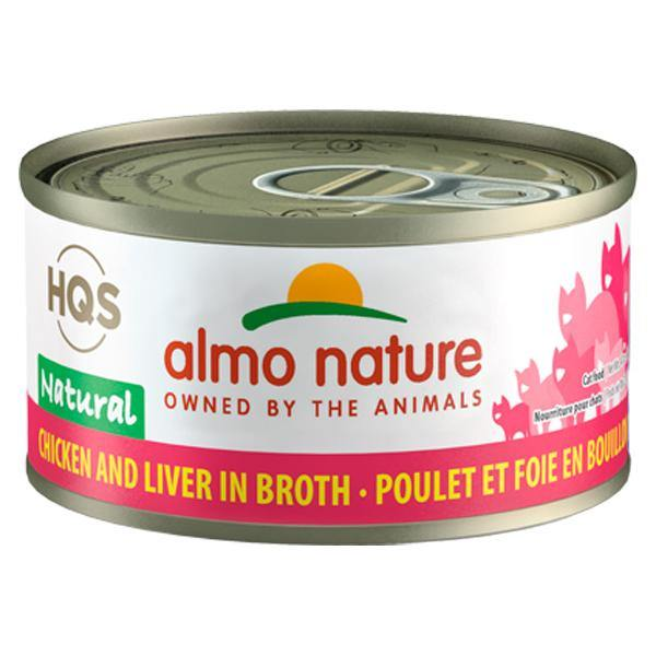 Almo-Nature-Natural Chicken and Liver