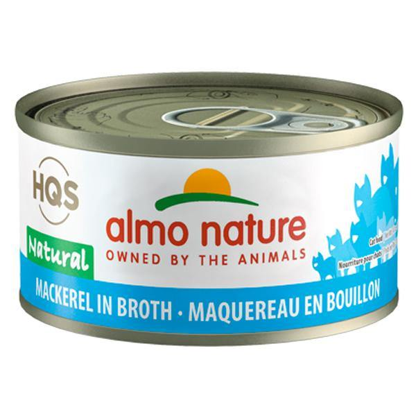Almo-Nature-Natural Meckerel in Broth