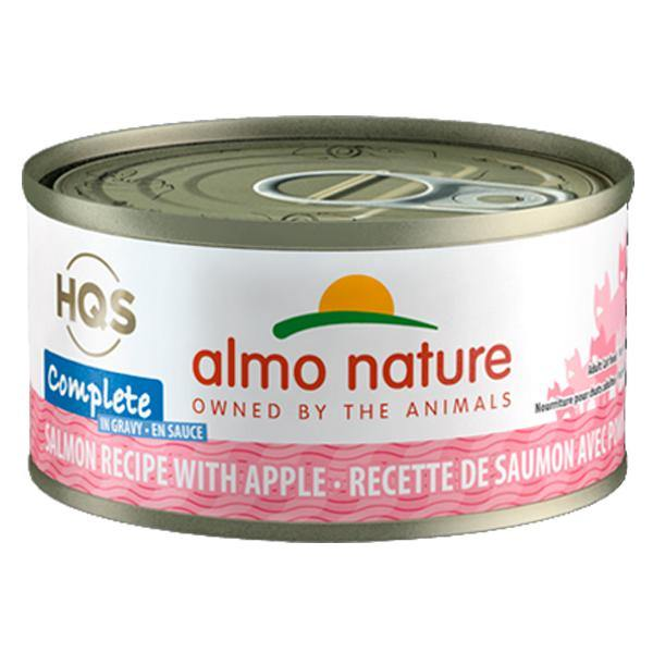 Almo-Nature-complete-salmon with apple