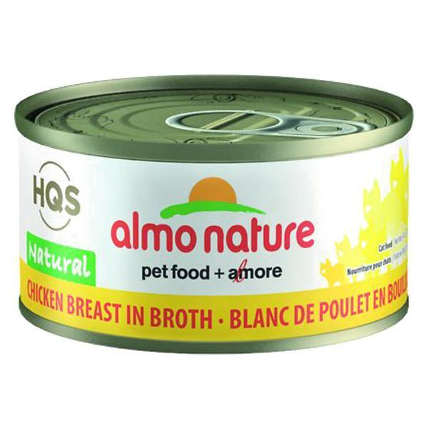 Almo Nature Natural Chicken Breast in Broth