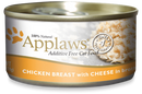 Applaws Chicken Breast with Cheese In Broth 2.47 oz