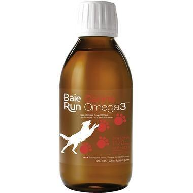 Baie Run Canine Omega 3 200ml
