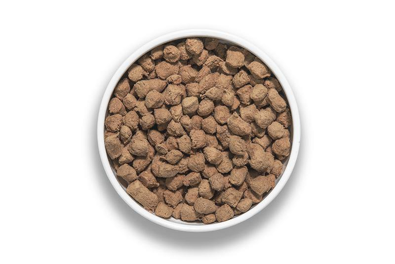 BIXBI RAWBBLE Duck Recipe Freeze-Dried Dog Food