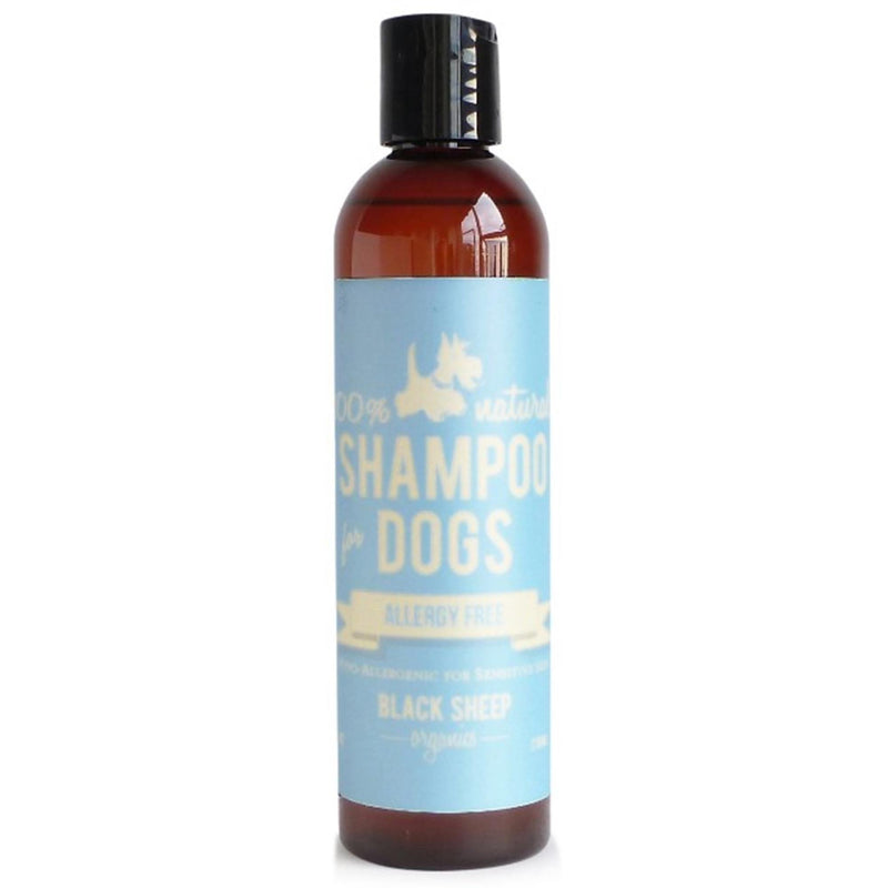 Blach Sheep Organics allergy_free_8oz Shampoo