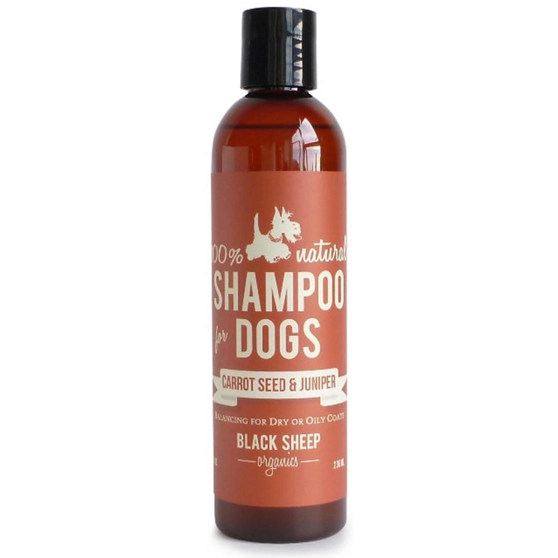 Blach Sheep Organics carrotseed_juniper_8oz shampoo