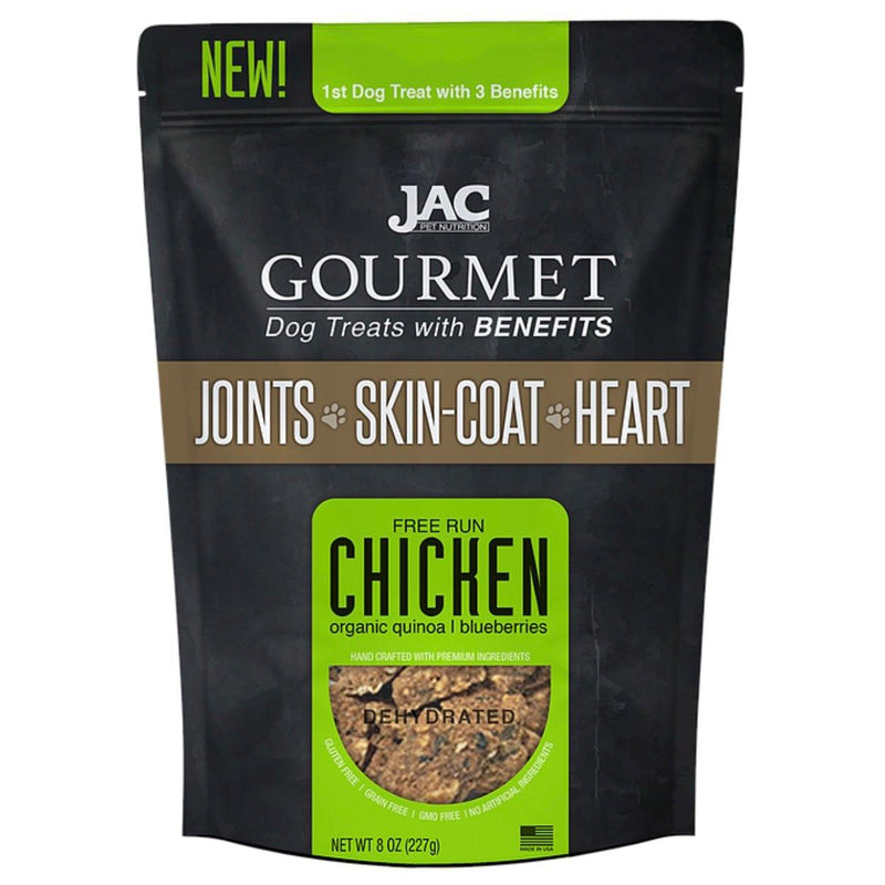 JAC Pet Nutrition Chicken-front