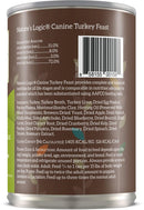 Nature's Logic Canine Turkey Feast Grain-Free Canned Dog Food (13.2-oz, case of 12)