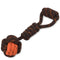 P.L.A.Y Pet Rope Toy - Tug Ball Large