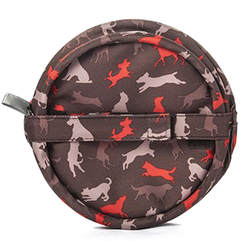 P.L.A.Y Pet Outdoor Travel Bowl for Dogs, Mocha