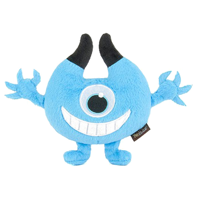 P.L.A.Y Pet Momo's Monster Chomper Plush Dog Toy