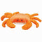 P.L.A.Y Pet Under The Sea King Crab Plush Dog Toy