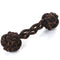 P.L.A.Y Pet rope toy barbell large