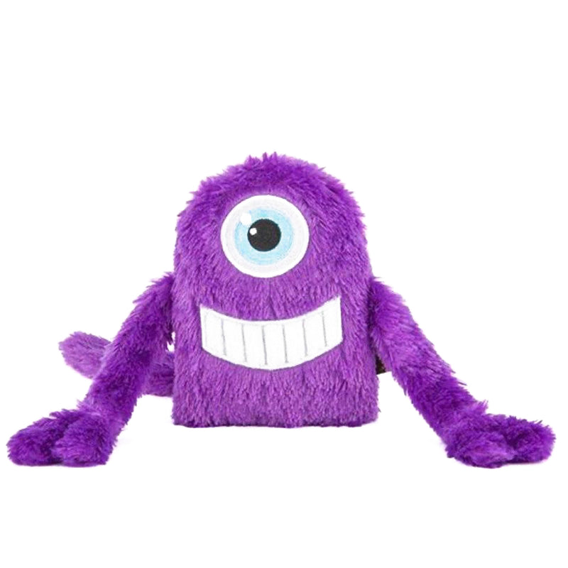 P.L.A.Y Pet Momo's Monster Snore Plush Dog Toy