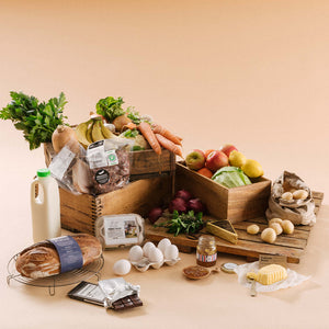 Small Market Box (delivery WEDNESDAY 23rd September)