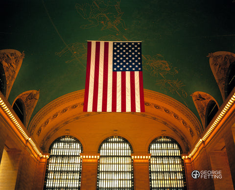 One of Amercia's most famous railway stations Grand Central NYC