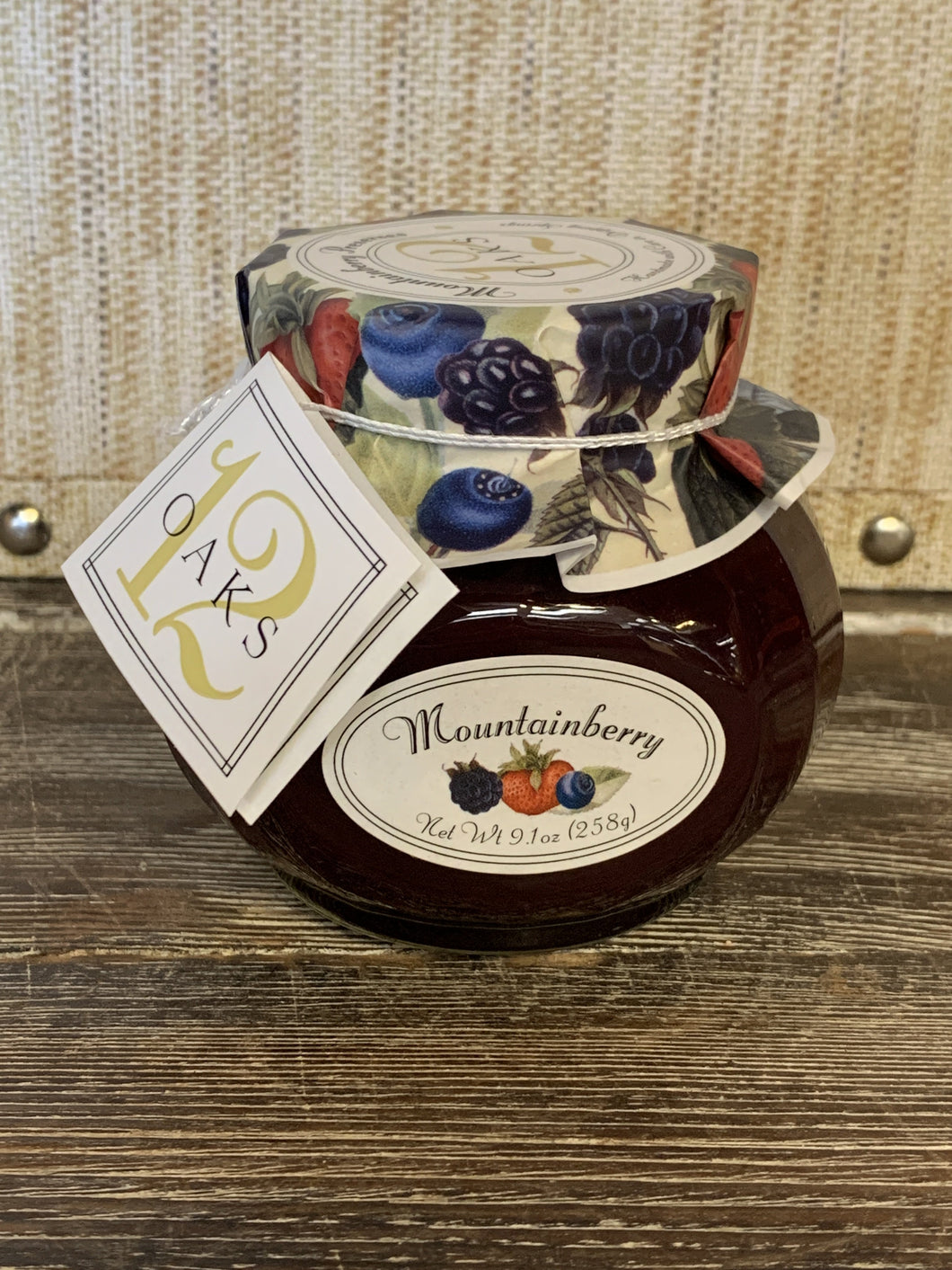 12 Oaks Mountainberry Preserves