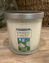 Load image into Gallery viewer, Yankee Candle – Clean Cotton