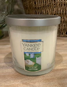 Yankee Candle – Clean Cotton