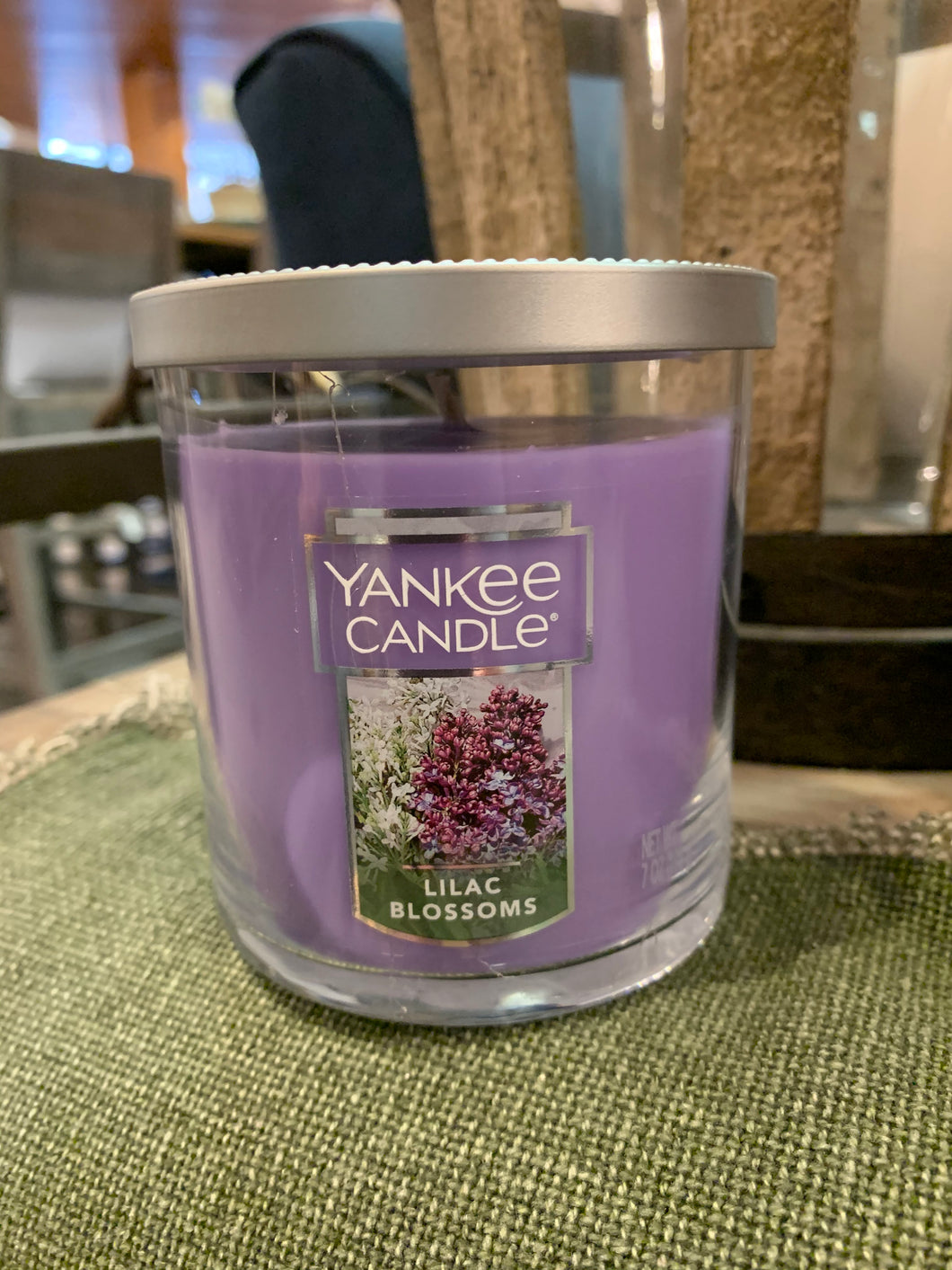 Yankee Candle Lilac Blossoms Small Tumbler