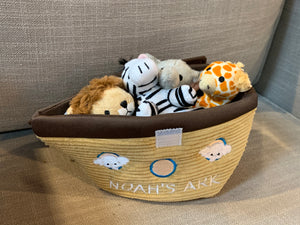 My Noah's  Ark Plush Toy Set