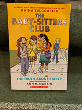 Load image into Gallery viewer, The Babysitters Club Children's Books