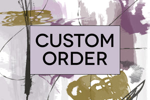 Custom Order for Boundless C.