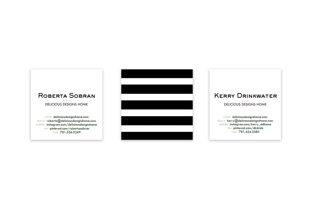 CALLING CARDS for DDH