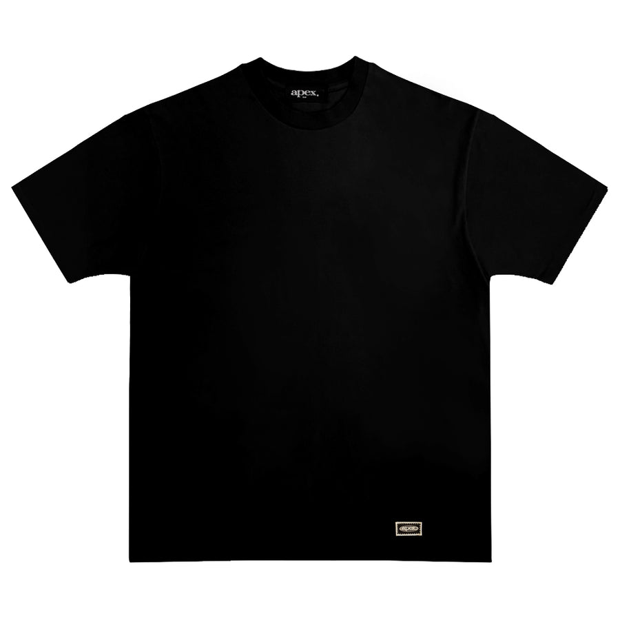 APEX EMDASH T-SHIRT / BLACK