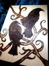 Load image into Gallery viewer, Huginn & Muninn Keepsake Box