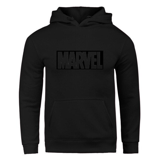 Men's Hoodies Fashion Printed Long-Sleeved Pullover Men's And Women's Casual Sweatshirt Hooded Cotton Men's Top Clothing