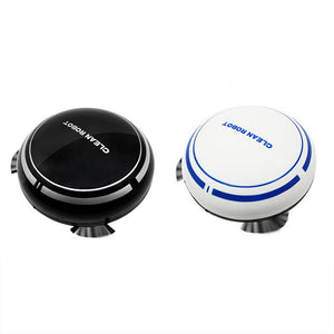 Household Small Size USB Charging Smart Washable Auto Robotic Mop Floor Robot Vacuum Cleaner Cleaning Device