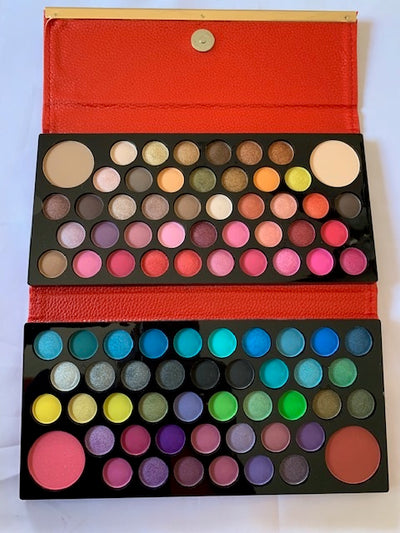 88 Shades Colors ASHLEY Eyeshadow Make up set - Tienda Santo Domingo