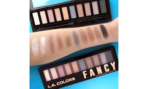 LA Color Fancy eyeshadow palette - PUERTO RICO