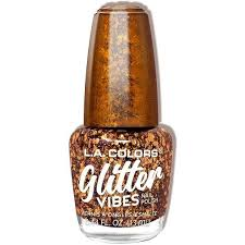 LA Color glitter vibes Nails Polish