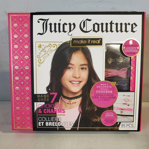 Juicy Couture jewelry kits