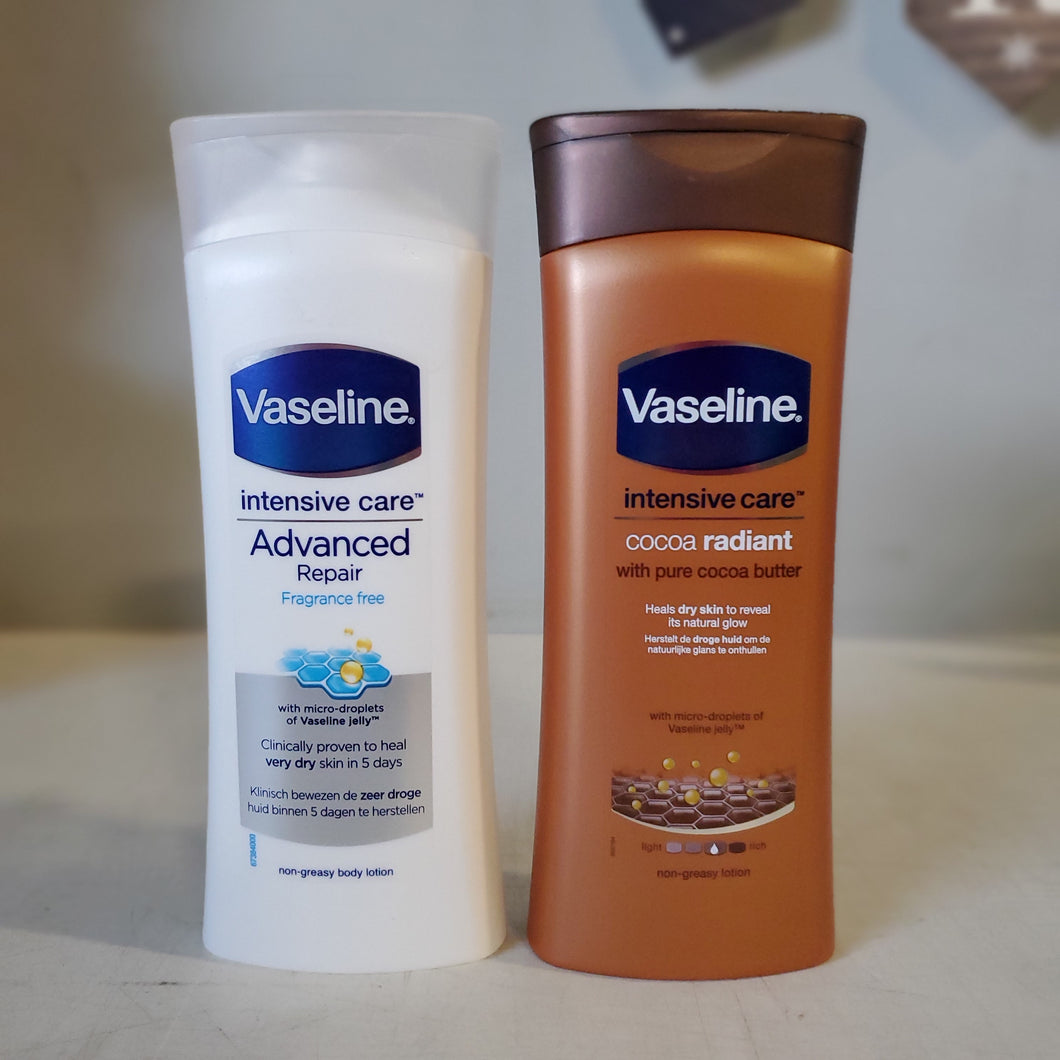 Vaseline Intensive Care