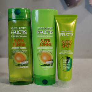 Fructis Sleek & Shine